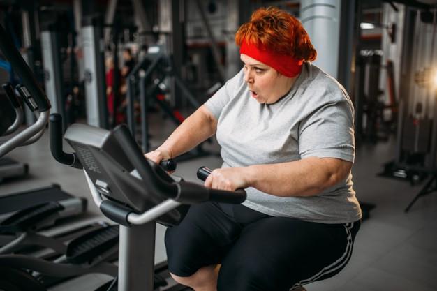 какие мышцы работают на велотренажере у женщин